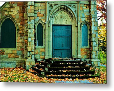A Place Of Peace Metal Print by Lois Lepisto