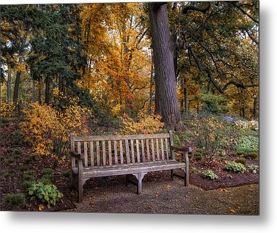 A Place To Rest Metal Print by Jessica Jenney
