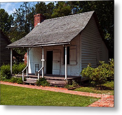 Metal Print featuring the photograph A Place To Rest by Ken Frischkorn