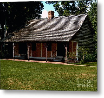 Metal Print featuring the photograph A Place To Rest Two by Ken Frischkorn