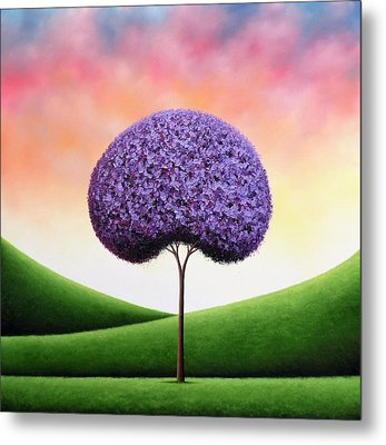 A Promise To Hold Metal Print by Rachel Bingaman