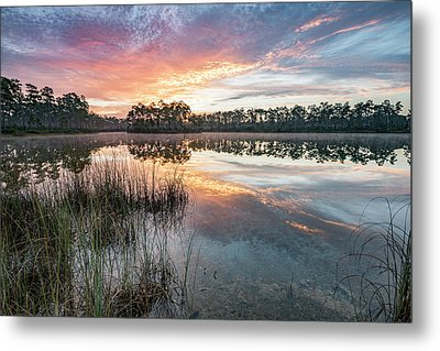 A Rainbow Of Colors Metal Print by Jon Glaser