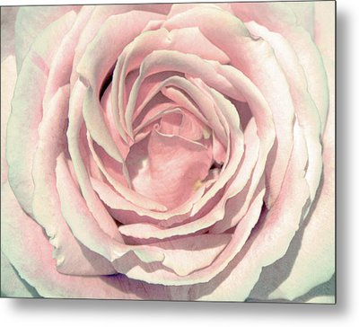Metal Print featuring the digital art A Rose Is A Rose by Margaret Hormann Bfa