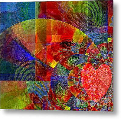 A Special Kind Of Love Metal Print