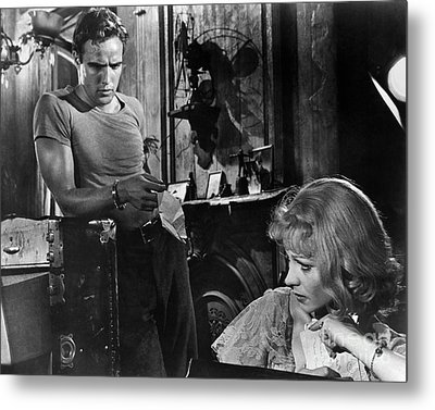 A Streetcar Named Desire Metal Print by Granger
