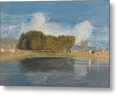 A Summer Day Metal Print by John Sell Cotman