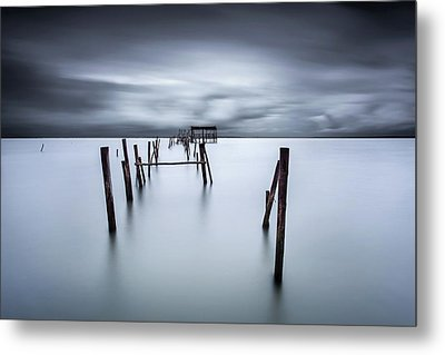 A Test Of Time Metal Print by Jorge Maia
