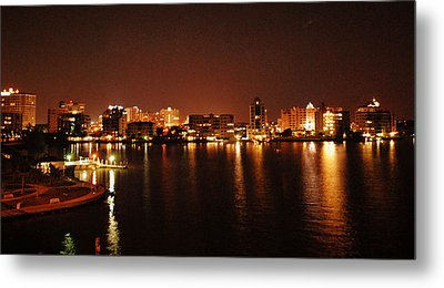 A View From The Bridge Metal Print