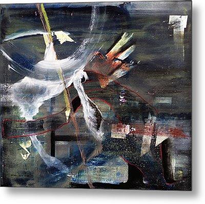 Abracadabra Metal Print by Antonio Ortiz