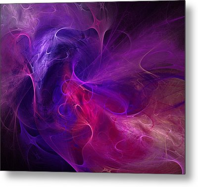 Abstract 111310b Metal Print
