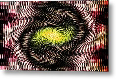 Abstract 213 Metal Print