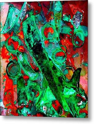 Abstract 29 Metal Print