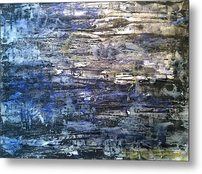 Abstract #334 Metal Print by Robert Anderson