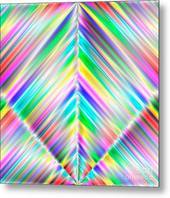 Abstract 700 Metal Print by Rolf Bertram