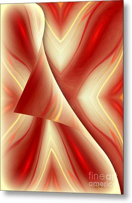 Abstract Art - The Truth About The Truth By Rgiada Metal Print