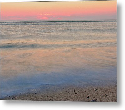 Abstract Cape Cod Metal Print by Juergen Roth