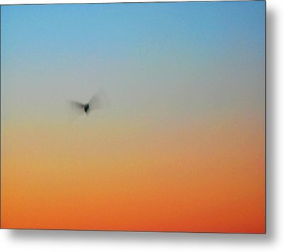 Abstract Skyscape Metal Print by Juergen Roth