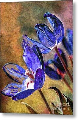 Abstracticus Tuliptimus Metal Print