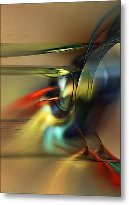 Abstraction 022023 Metal Print