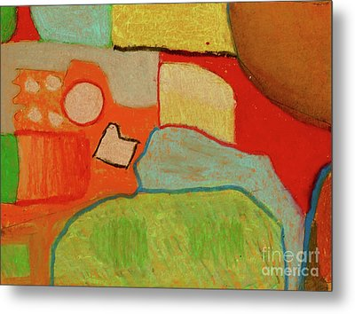 Abstraction123 Metal Print