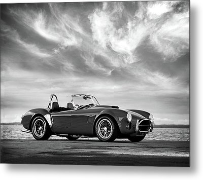 Ac Shelby Cobra Metal Print by Mark Rogan