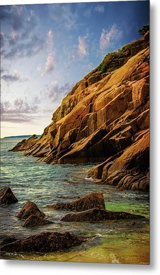 Acadia National Park--maine Metal Print