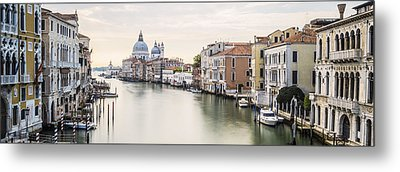Accademia Bridge Metal Print