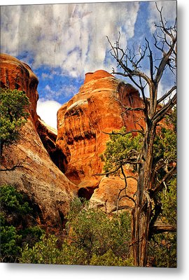 Aches Landscape 5 Metal Print by Marty Koch