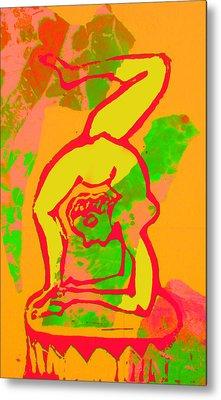 Acrobat 1 Metal Print by Adam Kissel