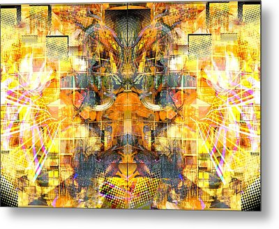Adagio For Strings... Metal Print