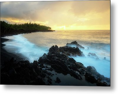 Metal Print featuring the photograph Adam And Eve by Ryan Manuel