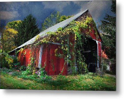 Adams County Winery Metal Print by Lori Deiter