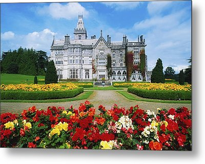Adare Manor Golf Club, Co Limerick Metal Print by The Irish Image Collection