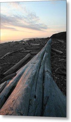 Admiralty Log Metal Print by Dylan Punke