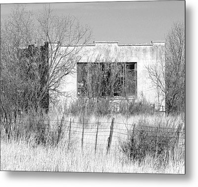 Adobe Metal Print by Slade Roberts