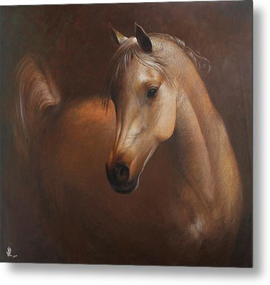 Affection Metal Print by Vali Irina Ciobanu
