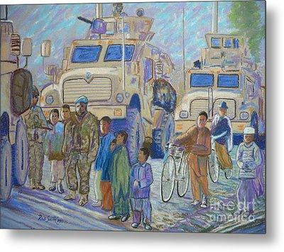 Afghanistan 2009 Metal Print