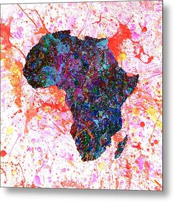 Africa 12a Metal Print