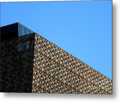 African American History And Culture 2 Metal Print by Randall Weidner