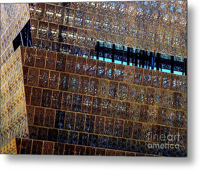African American History And Culture 3 Metal Print by Randall Weidner