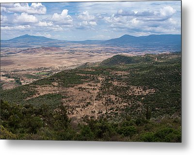 African Great Rift Valley Metal Print