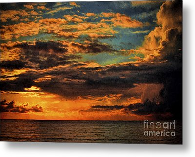 After Sunrise Metal Print by Dave Bosse
