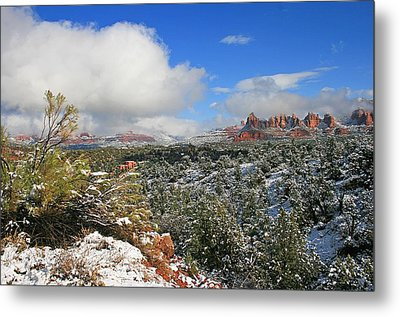 After The Storm Metal Print by Gary Kaylor