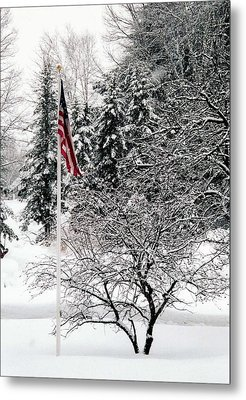After The Storm Metal Print by John Scates