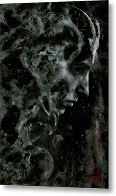Afterlife Metal Print by Cambion Art