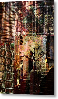 Afternoon Tea Metal Print by Don Gradner