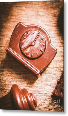 Afternoon Tea Time Metal Print by Jorgo Photography - Wall Art Gallery