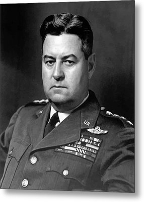 Air Force General Curtis Lemay  Metal Print