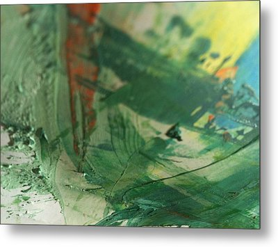 Air Fruit Metal Print by TripsInInk