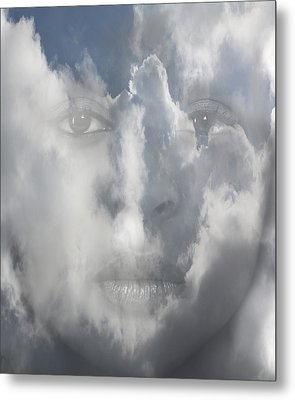 Air Spirit 1 Metal Print by Alma